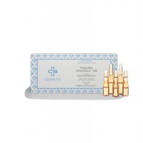 C9 cosmetic ampollas vitamina c 15% 30 unidades